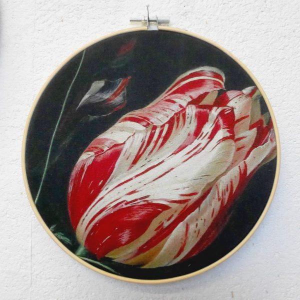 Detail stilleven Met Bloemen Jan Davidsz. de Heem