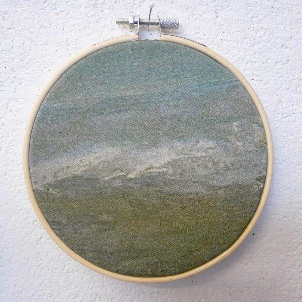 Detail van zee